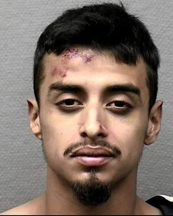 Brandon Ortez, 22, is charged with aggravated robbery with a deadly weapon in a heist about 8:30 p.m. Monday, Nov. 28, 2016, at a Wendy's at 10235 Almeda Genoa in southeast Houston. (Houston Police Department)