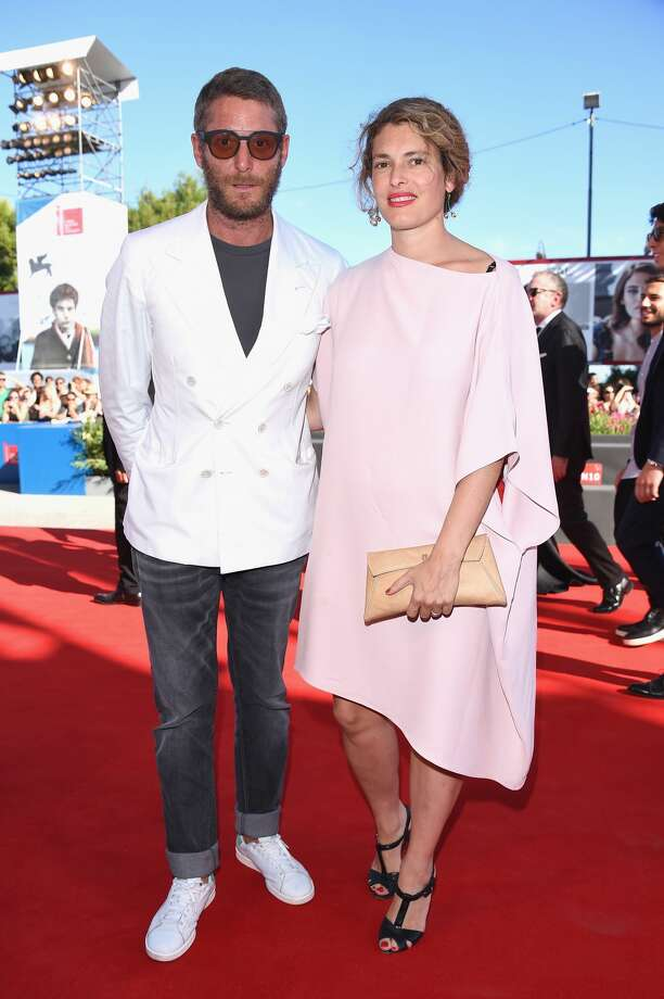 Lapo Elkann and Ginevra Elkann attend the 'Anime Nere' Premiere during the 71st Venice Film Festival at Sala Grande on August 29, 2014 in Venice, Italy.  (Photo by Venturelli/WireImage) Photo: Venturelli/WireImage