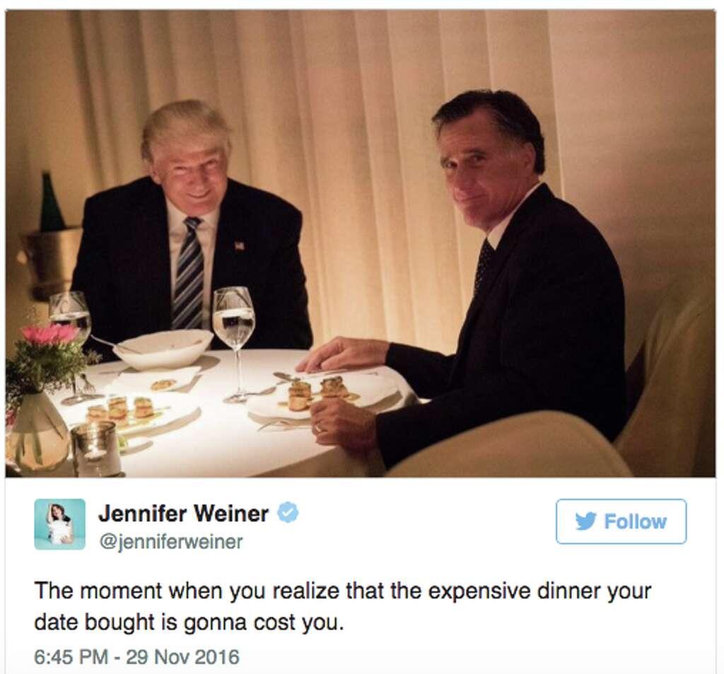 1024x1024 trump romney dinner date on tuesday night provides fodder for memes
