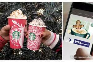 Starbucks: Free $10 bonus e-gift when you add $10 to app using Visa Checkout - Photo