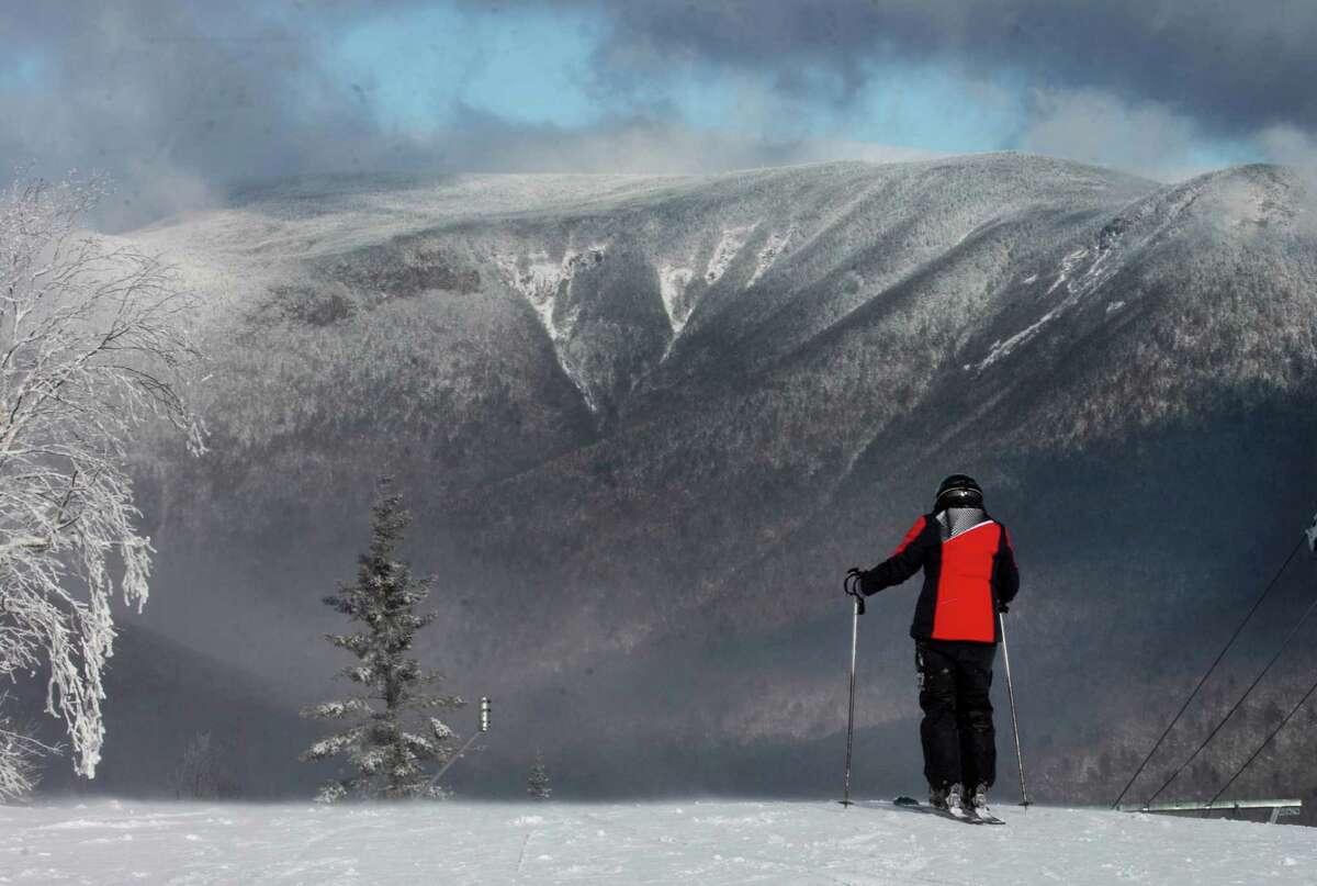 White Mountains, Loon Mountain ski resort Nov. 23, 2016, in Lincoln,N.H.