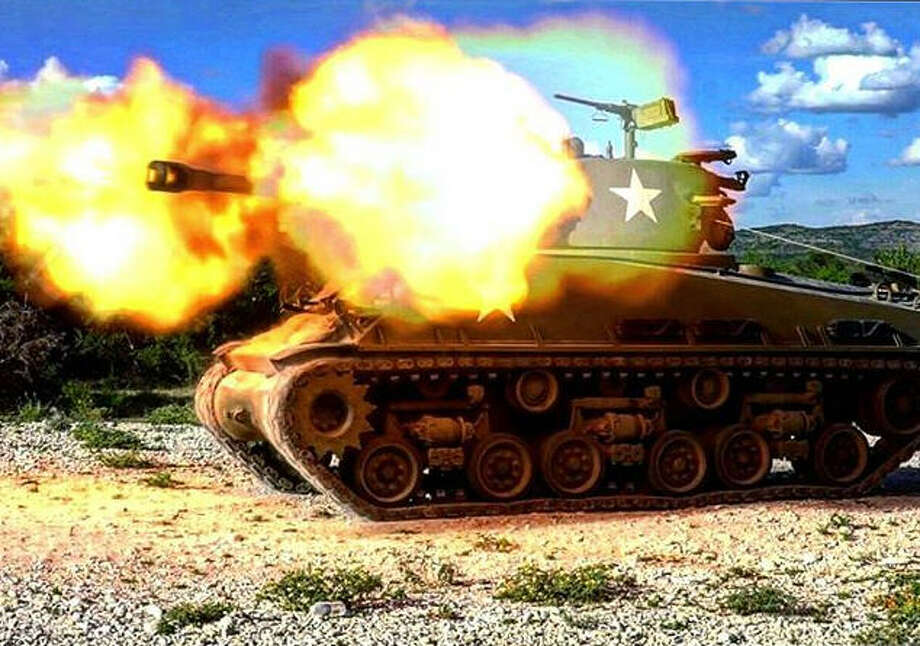PHOTOS: DriveTanks in Uvalde looks military buffs step inside real tanks and use real artilleryIf you have a few grand to blow through and want to make a really, really big bang then you might want to look into DriveTanks, located at the Ox Ranch in Uvalde, Texas. The sprawling ranch is the only place in the world to drive and shoot fully functional tanks and major artillery without having to actually enlist in the military or join some sort of militia. Click through to see what other firepower can be played with at DriveTanks... Photo: DriveTanks.com