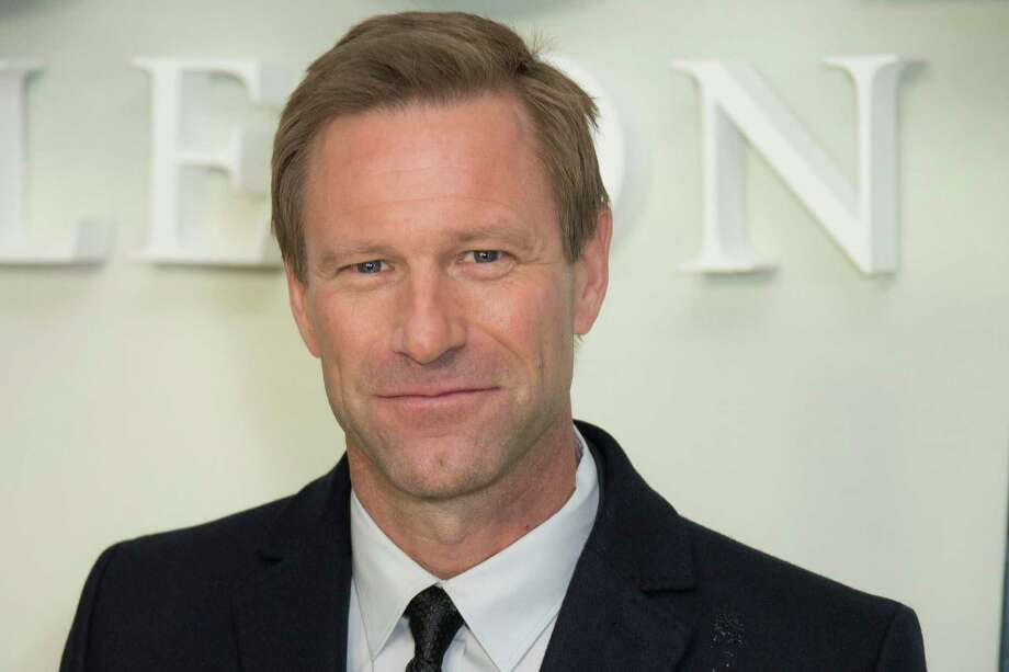 Actor Aaron Eckhart poses for photographers upon arrival at a special screening of the film 'Sully- Miracle on the Hudson' in London, Thursday, Nov. 17, 2016. (Photo by Joel Ryan/Invision/AP) ORG XMIT: LENT101 Photo: Joel Ryan / Invision