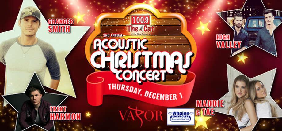 Cat's Acoustic Christmas Concert