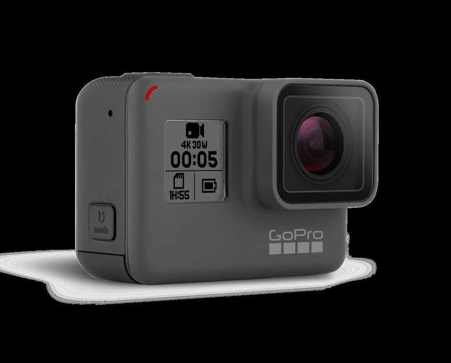 GoPro's chief financial officer, Brian T. McGee, said in a webcast that GoPro would reduce its workforce by about 15 percent, or around 200 full-time positions, and cut back on its use of contractors. It will also eliminate its entertainment unit, he said. Photo: GoPro / ONLINE_YES