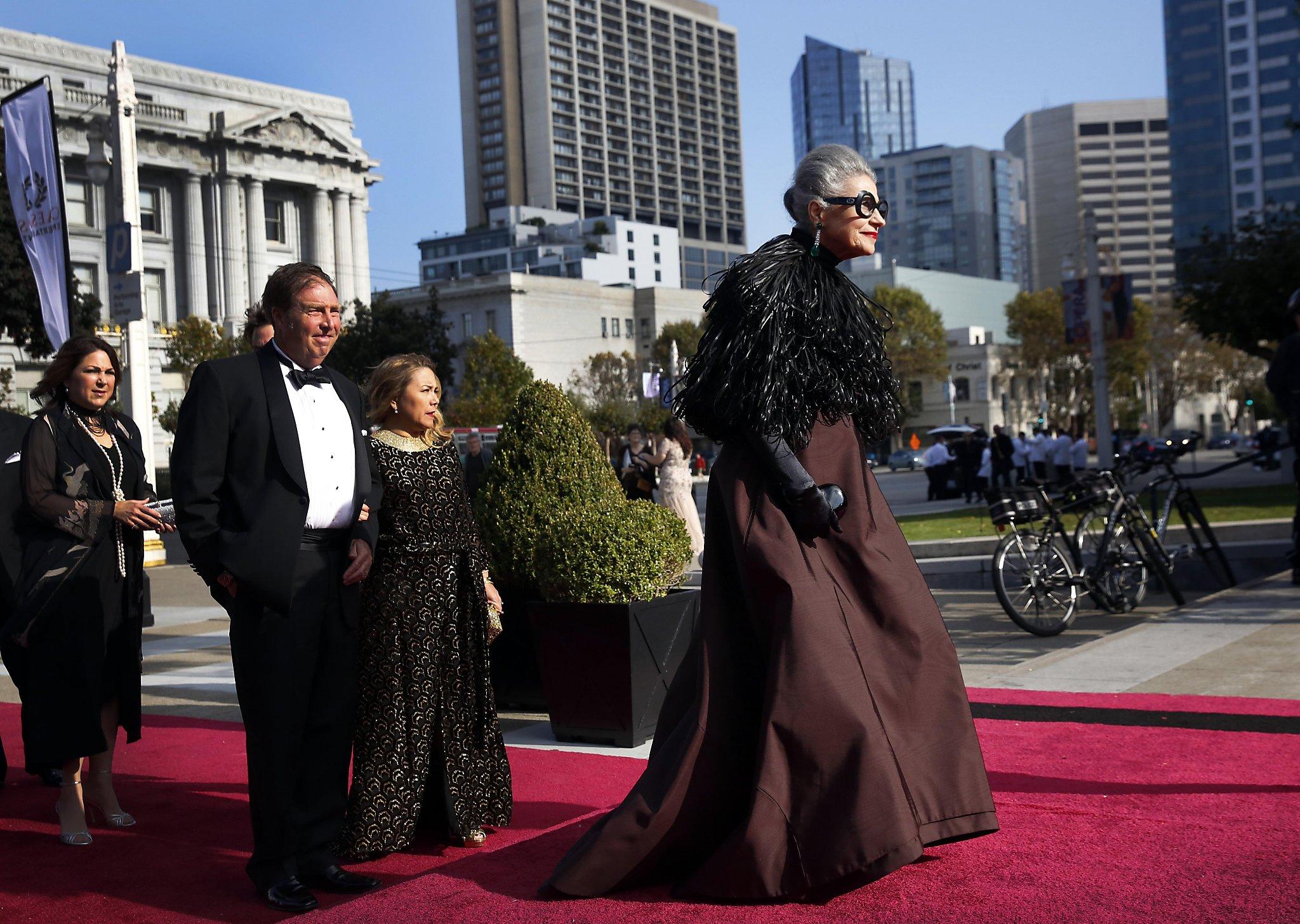 A Fashionable San Francisco Charity S Ugly Reality Sfchronicle Com