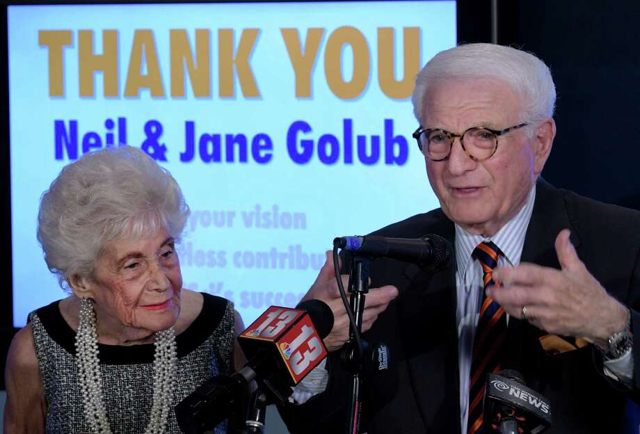 Click through the slideshow for 20 things you don't know about Neil Golub, executive chairman of the board of The Golub Corporation, parent company of Price Chopper/Market 32. Photo: SKIP DICKSTEIN / 20039002A