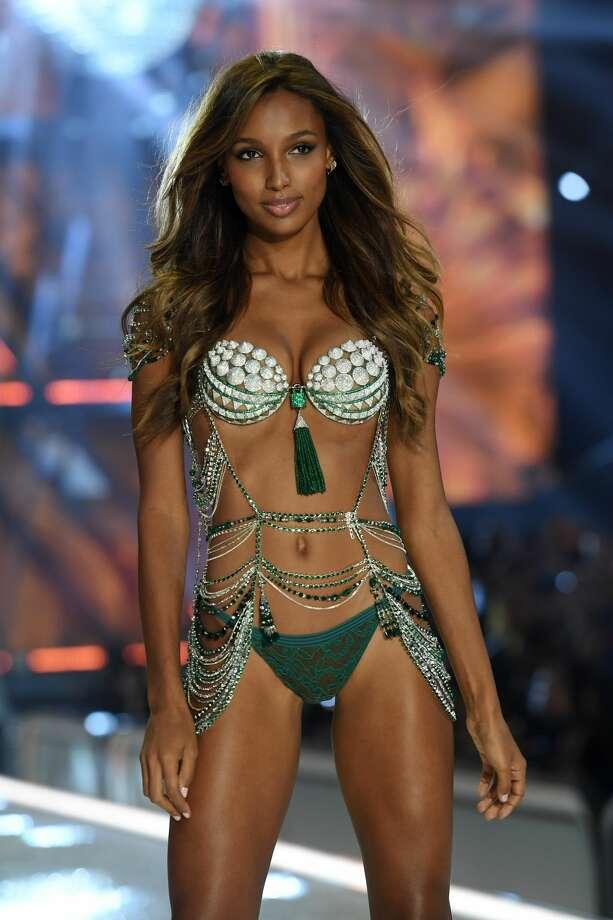 Angel:Jasmine TookesSeason:5 Photo: Dimitrios Kambouris/Getty Images For Victoria's Secret
