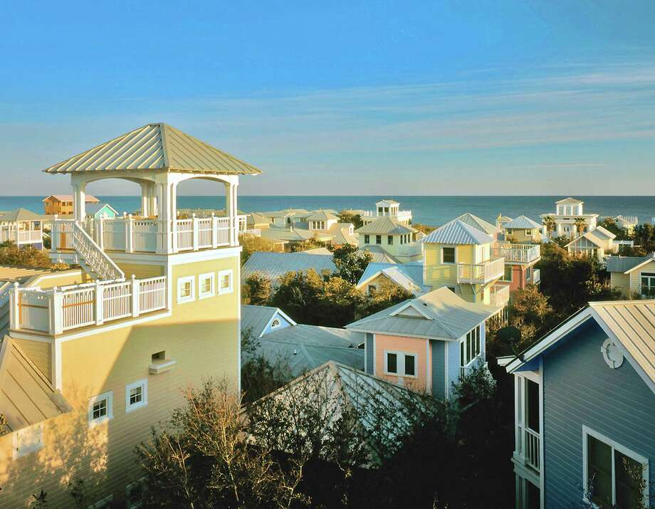 """10. Florida's Emerald Coast: """"The 'Redneck Riviera' no more""""The Emerald Coast in Florida is silver-screen ready: the town of Seaside even starred in """"The Truman Show."""" Photo: Visit South Walton"""