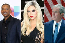 Celebrity SAT scores from actors to singers to politicians to businessmen     Some celebrities SAT score may surprise you, while others may not.    Continue clicking to see the SAT scores of celebrities.