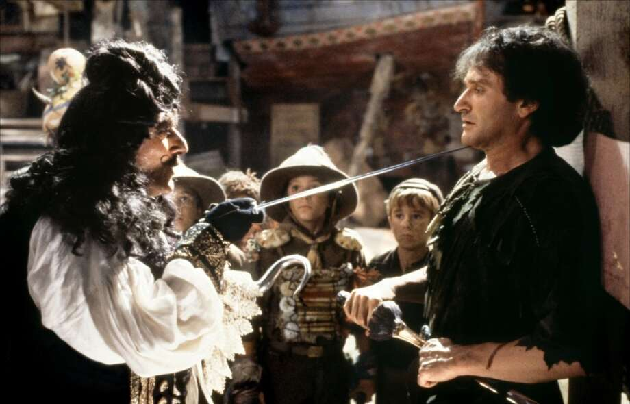 """Hook"" is now 25 years old. See the following slides to find out 10 things you may not have known about the film."