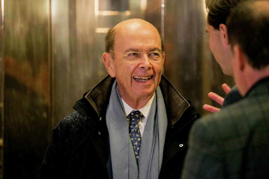 Wilbur Ross, the billionaire investor nominated as the next Commerce secretary, made his fortune with opportunistic investments in struggling housing and industrial properties. Photo: SAM HODGSON, STR / NYTNS