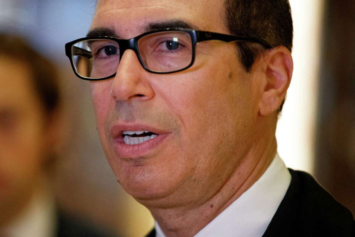 Democrats plan to grill Mnuchin, a former Goldman Sachs executive, over his Wall Street ties and his stake in a bank that profited from the foreclosure crisis. Several people who lost their homes are seeking to testify in the upcoming confirmation hearings.