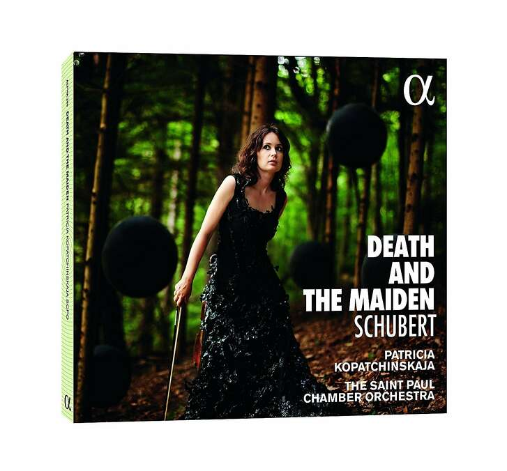 "Schubert, ""Death and the Maiden"""
