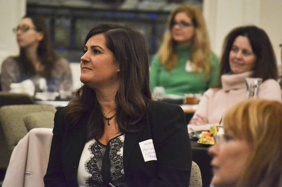 Were you Seen at the Women@Work 'Meet and Mentor' event held at The Sage Colleges' Bush Memorial Center on Wednesday, Nov. 30, 2016? Join Women@Work today. Photo: Colleen Ingerto / Times Union