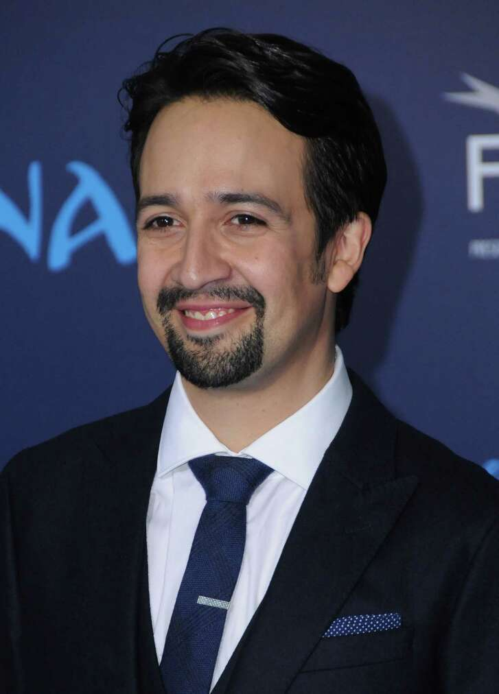 """Lin-Manuel Miranda has had a highly successful year.  at the premiere Of Disney's """"Moana,"""" held Nov. 14, 2016 at the TCL Chinese Theater in Hollywood, Calif. (Birdie Thompson/AdMedia/Zuma Press/TNS)"""