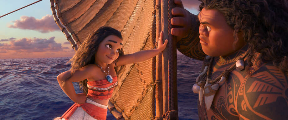 """Moana"" again challenges the notions of what a Disney princess looks like, but when will there be a Latina heroine? Photo: Disney, HONS / ©2016 Disney. All Rights Reserved."