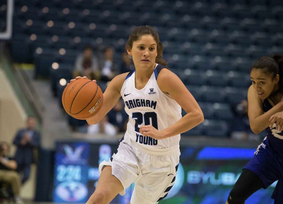 Cassie Broadhead. (Photo courtesy Brigham Young)