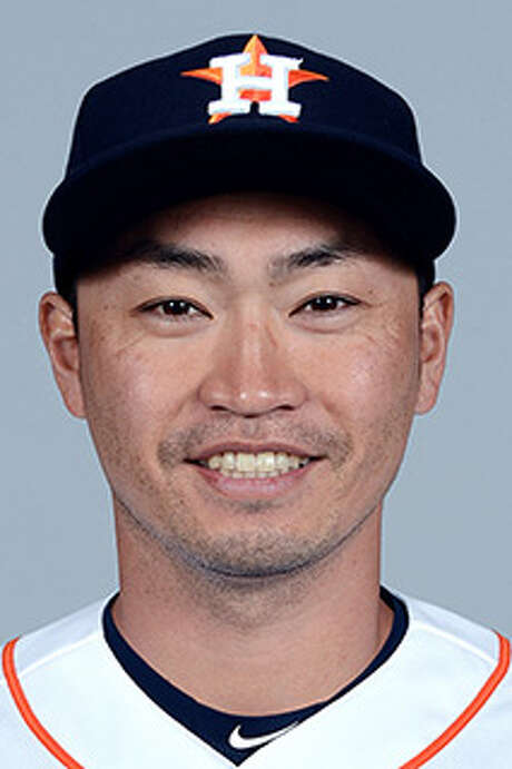 Nori Aoki, Astros Photo: Robert Binder, Stringer / 2016 Major League Baseball Photos