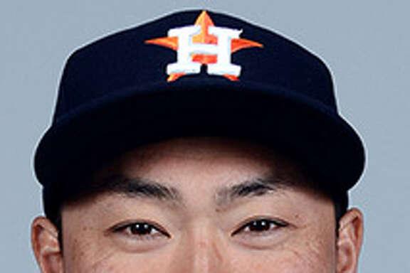 Nori Aoki, Astros