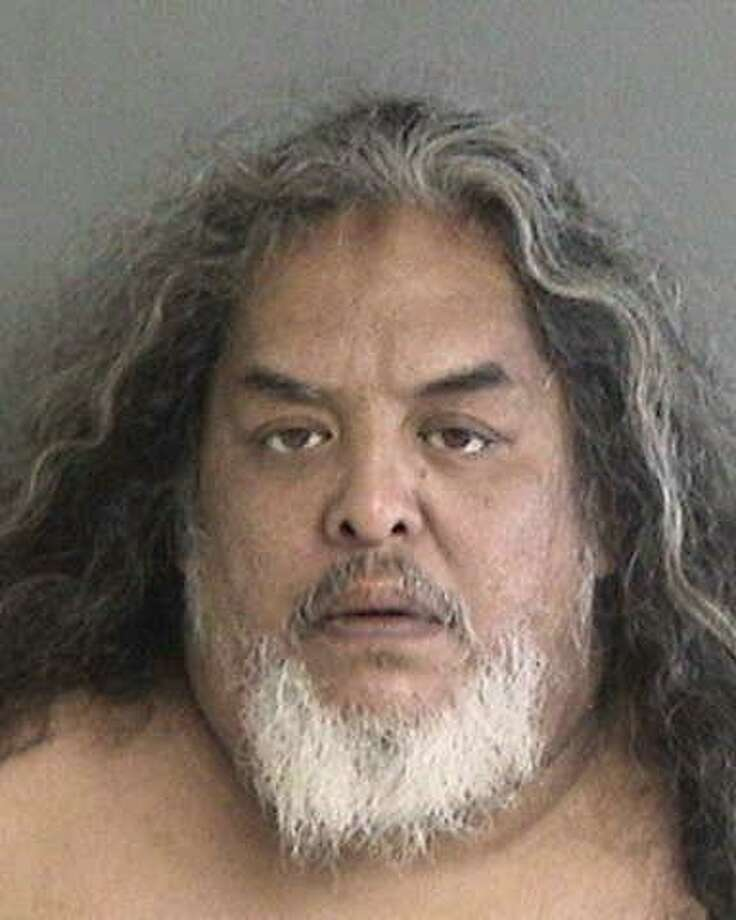 Hayward resident Alvin Simao, 47, was arrested and charged with murder and other counts after a drug deal went wrong in Union City, police said. Photo: Union City Police Department / Union City Police Department