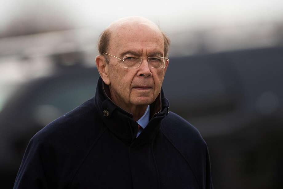 BEDMINSTER TOWNSHIP, NJ - NOVEMBER 20: Investor Wilbur Ross arrives for his meeting with president-elect Donald Trump at Trump International Golf Club, November 20, 2016 in Bedminster Township, New Jersey. Trump and his transition team are in the process of filling cabinet and other high level positions for the new administration.  (Photo by Drew Angerer/Getty Images) Photo: Drew Angerer, Getty Images