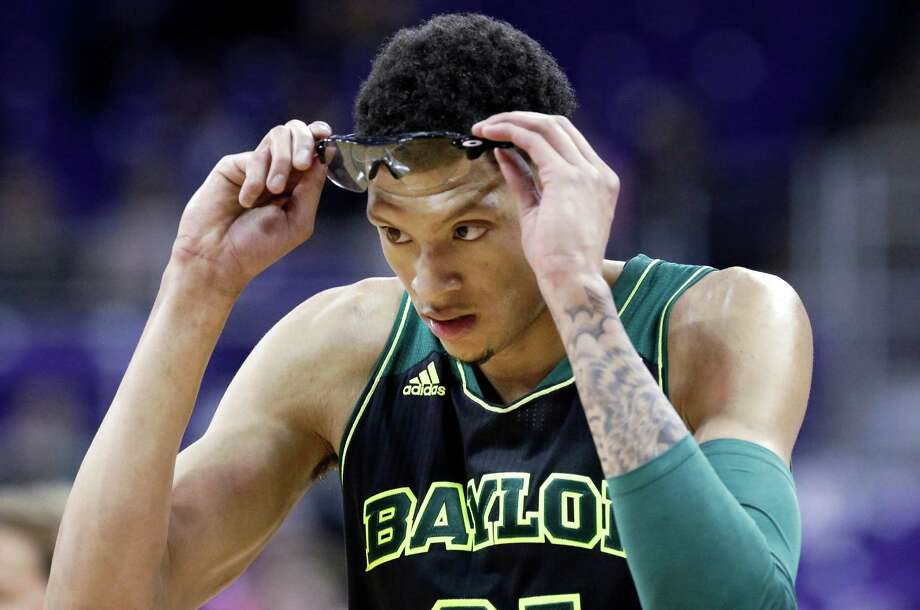 Isaiah Austin, a former Baylor standout who was diagnosed with Marfan syndrome just prior to the 2014 NBA Draft, said in a video on his Instagram that he has been cleared by doctors to play basketball again. Photo: LM Otero, Associated Press / AP