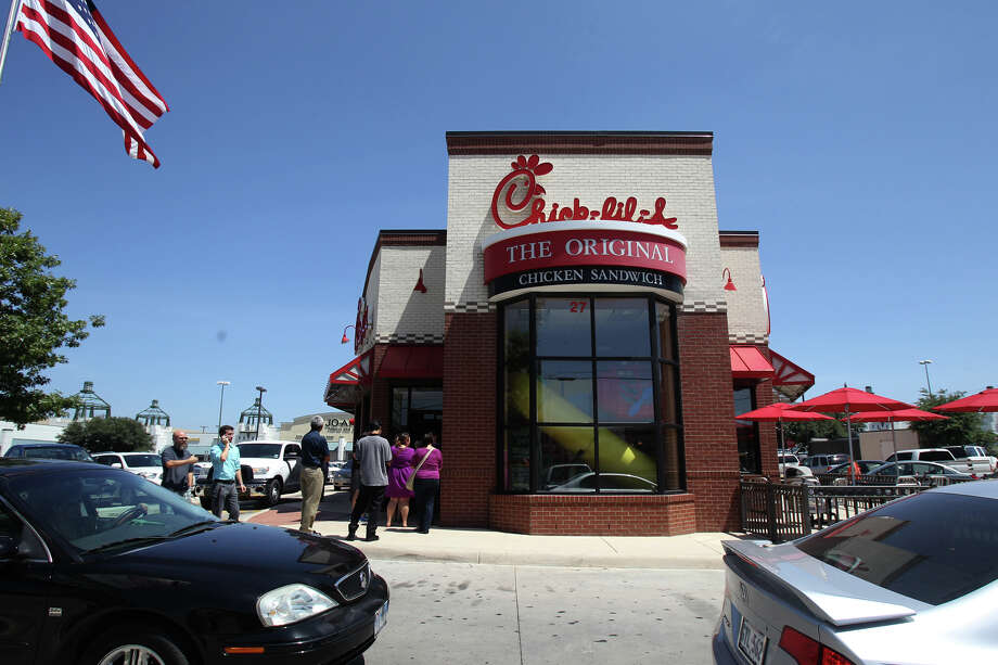 Chick-fil-A has expressed interest in a Friendwood property along FM 518, according to developers requesting a zoning change from office park to commercial at the location. SLIDESHOW: Chick-fil-A things you probably didn't know Photo: John Davenport/Â San Antonio Ex, STAFF / John Davenport/©San Antonio Exp
