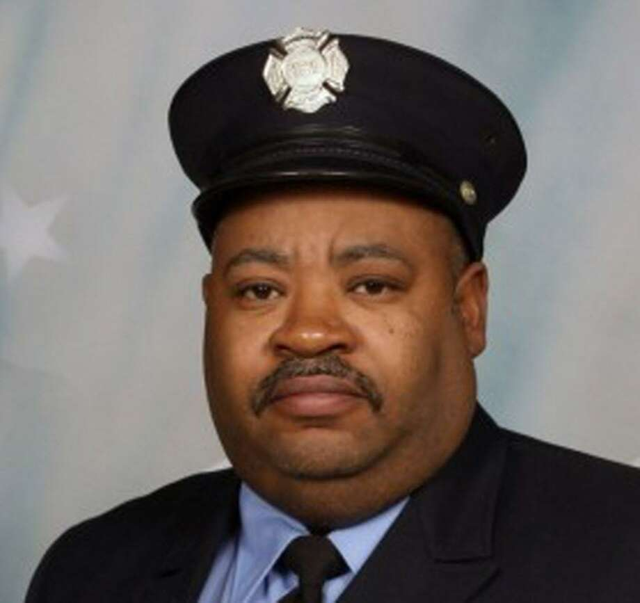 Firefighter Richard Saunders, age 52, died on Saturday, Nov. 28, 2015. Photo: Stamford Fire Dept. / Contributed Photo / Stamford Advocate  contributed