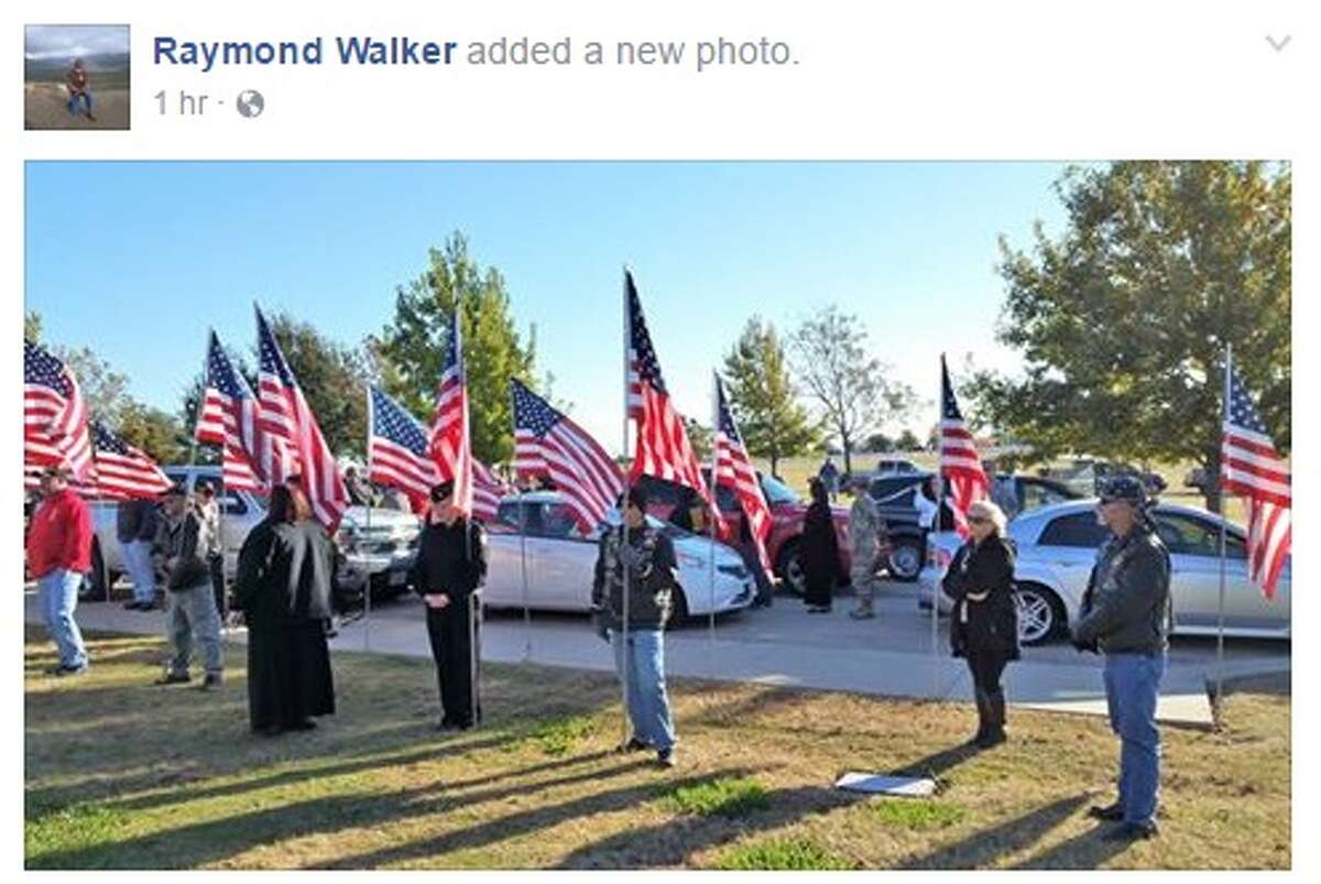 About 250 people gathered at the Killeen funeral of Galen Bruce Pearson, a 23-year Army veteran, when the local newspaper announced the man did not have any blood family members to attend his services on Nov. 30, 2016.