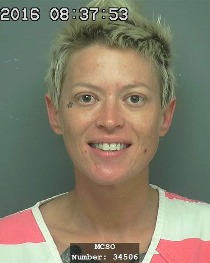 Heidi Lyn McShan Photo: Montgomery County Sheriff's Office