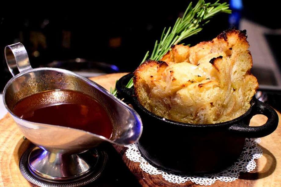 Dish & Drink: Bone marrow bread pudding - Times Union