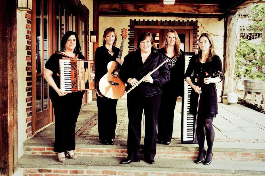 Cherish the Ladies Celtic Christmas at Troy Savings Bank Music Hall