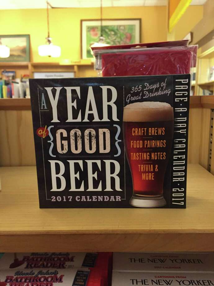 """A Year of Good Beer"" page-a-day calendar"