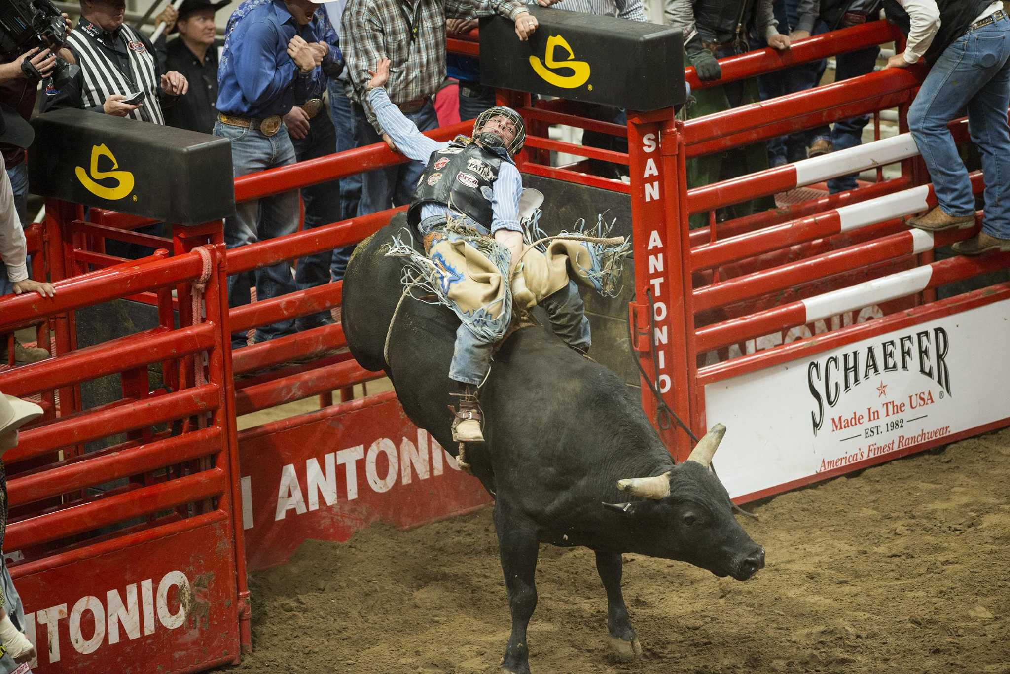 San Antonio Stock Show Amp Rodeo Voted Best Indoor Rodeo For