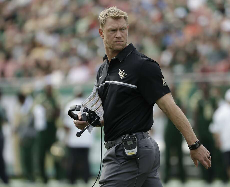 Scott Frost. Photo: Chris O'Meara, Associated Press