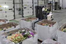 Food waste from all of Connecticut's Stop & Shop stores is converted to energy at a facility in Freetown, Mass., using an anaerobic digester.