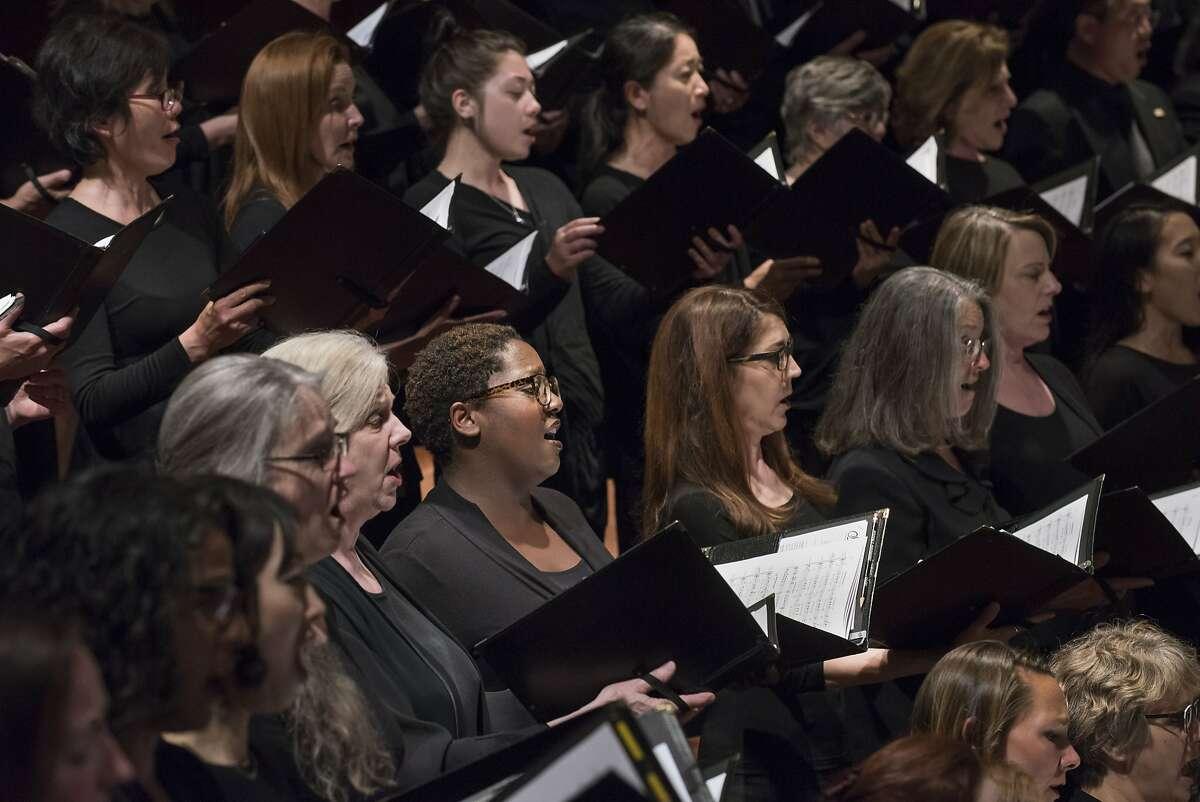 "San Francisco Symphony Chorus performs Handel's ""Messiah"""