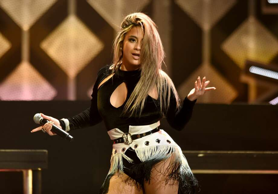 Ally Brooke of music group Fifth Harmony performs onstage at 106.1 KISS FM's Jingle Ball 2016 presented by Capital One at American Airlines Center on November 29, 2016 in Dallas, Texas.  Brooke has played her last show with Fifth Harmony but recently hinted at an upcoming solo release. Photo: Cooper Neill/Getty Images For IHeartMedia