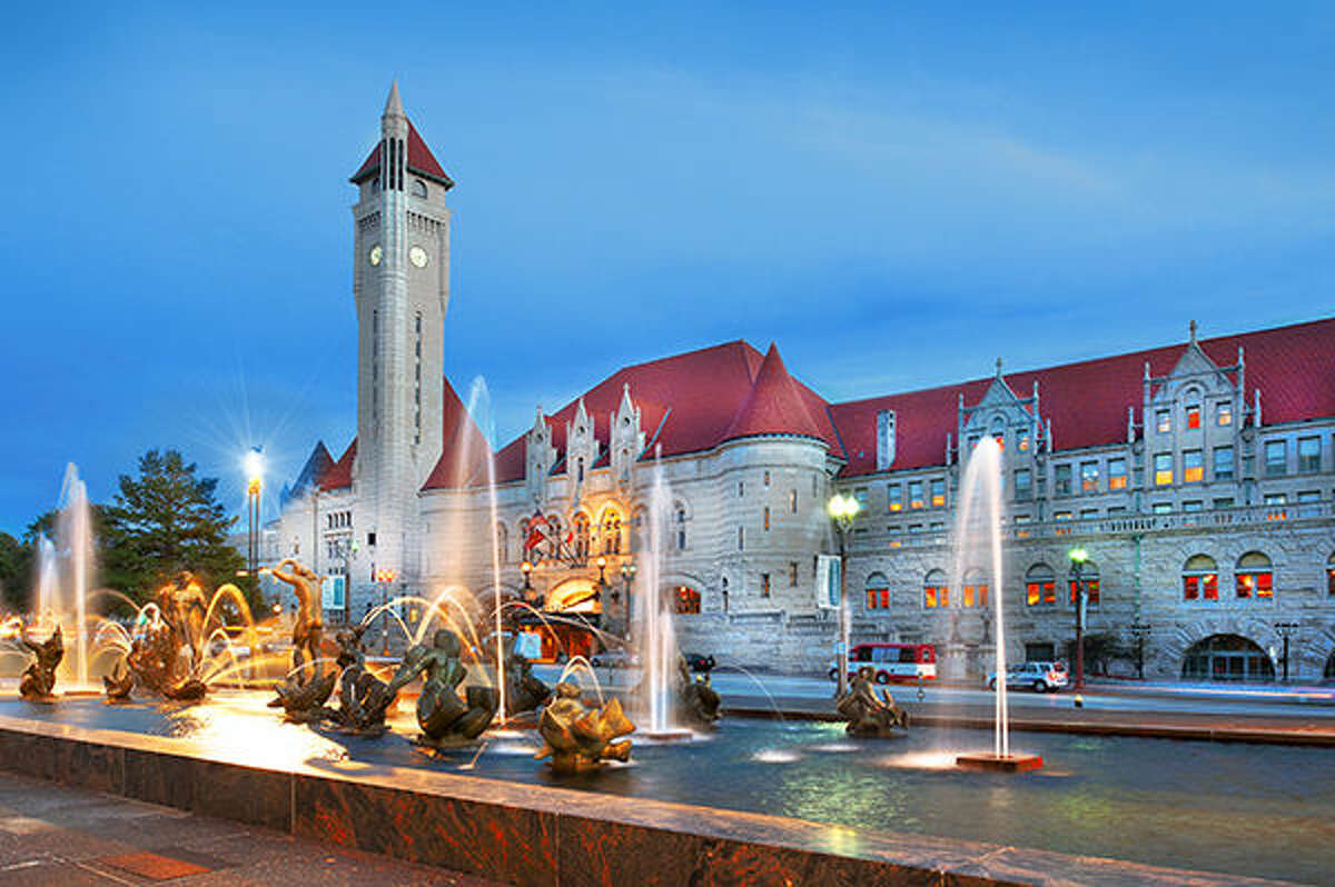 A number of activities have been planned this holiday season at Union Station in downtown St. Louis.