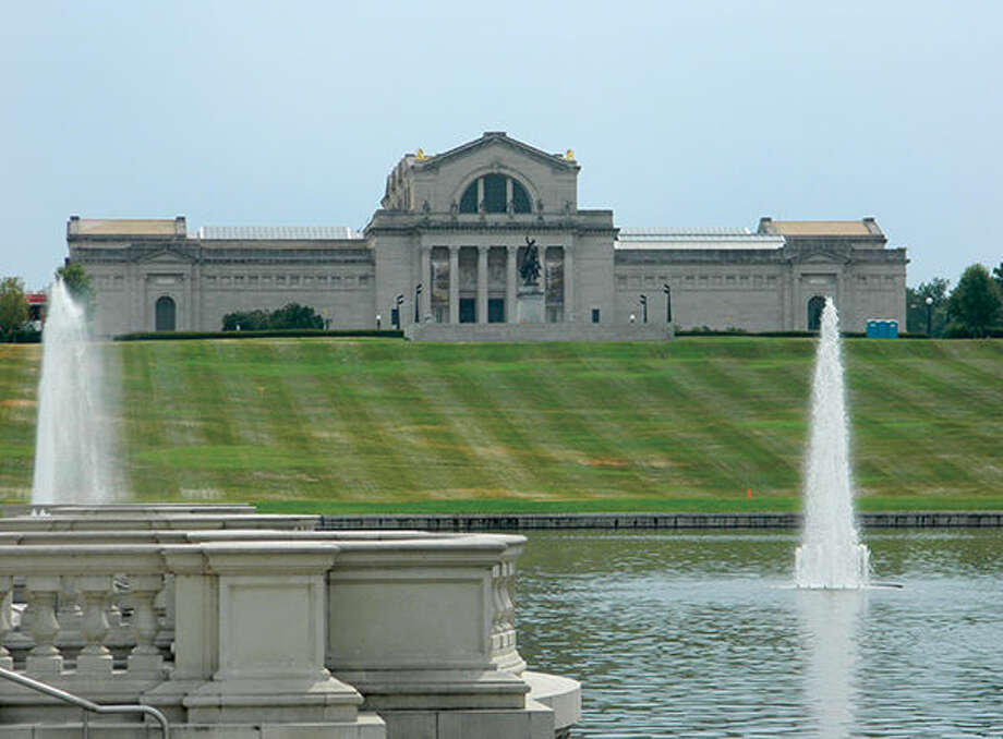 The Saint Louis Art Museum.
