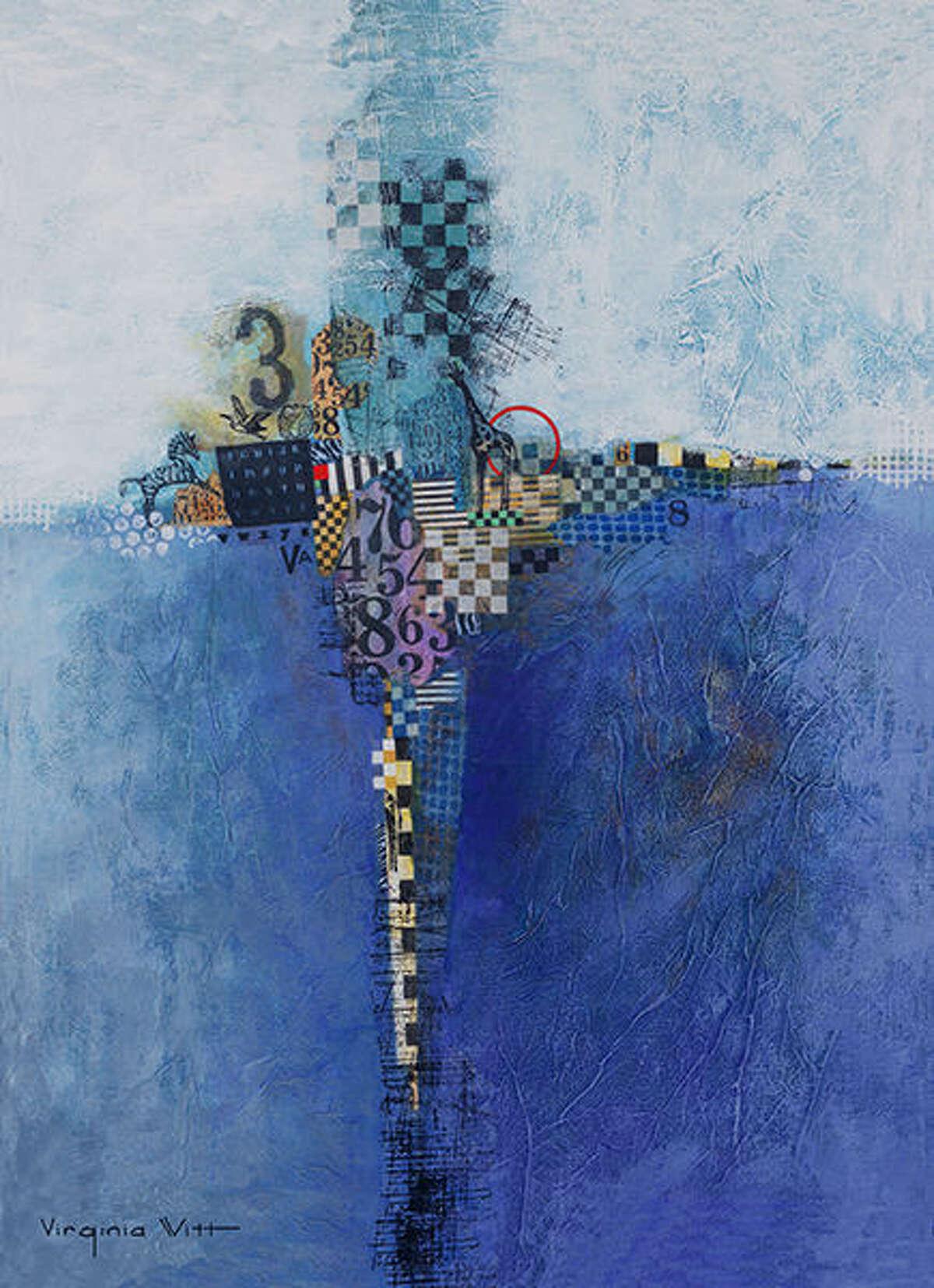 A work by Virginia Witt.