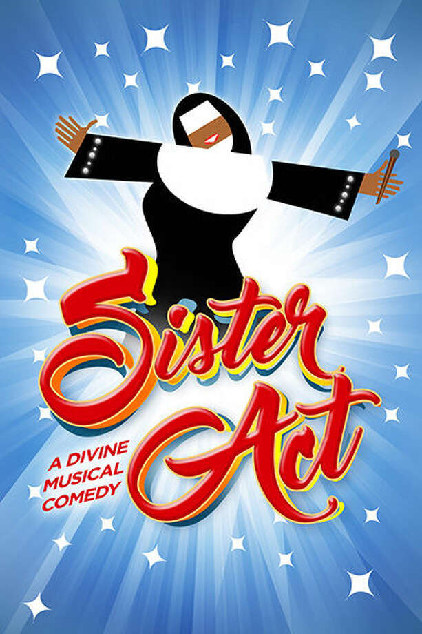 "The ""Sister Act"" poster. Photo: Sister Act The Musical"