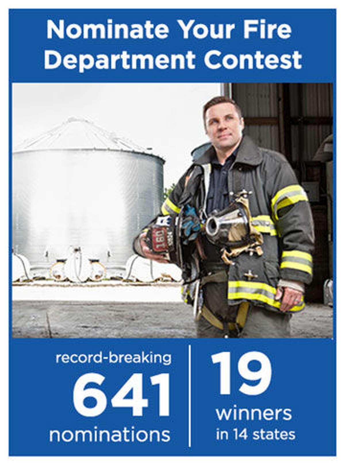 Grain Bin Safety Week Awards First Responders
