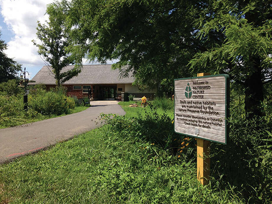 Pictured is the Watershed Nature Center.