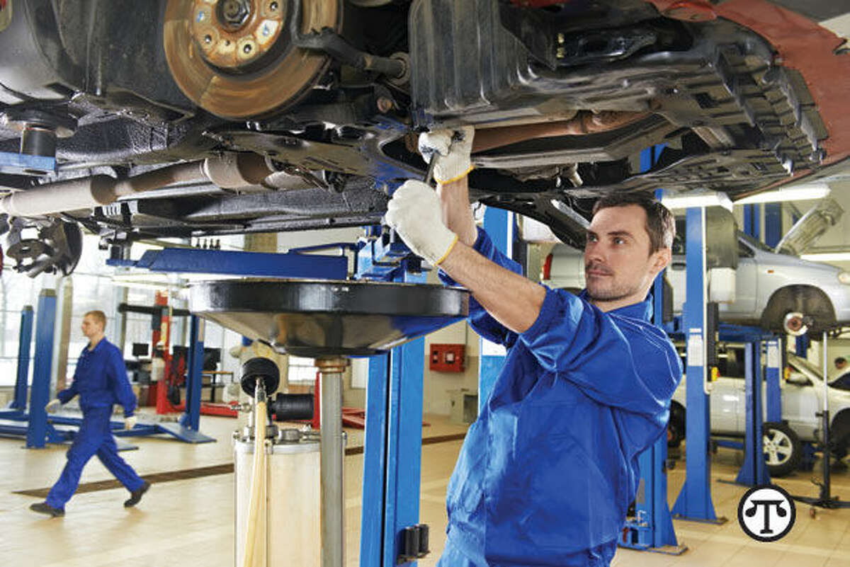 To keep your car running smoothly, be sure to keep up to date with its maintenance schedule. (NAPS)