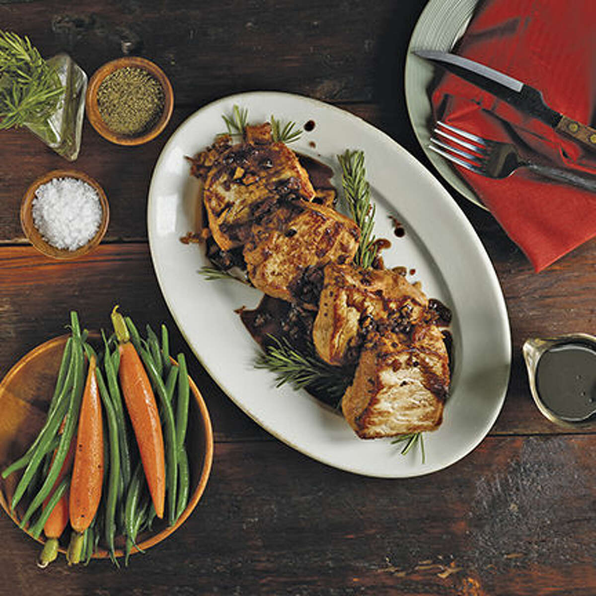 Fast Family Meals as Easy as 1-2-3