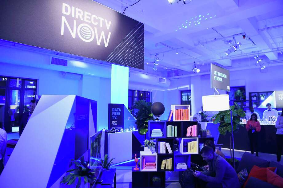 AT&T celebrated the Launch of DirecTV Now at Venue 57 on Nov. 28 in New York City. Photo: Dave Kotinsky, Getty Images For DirecTV / 2016 Getty Images