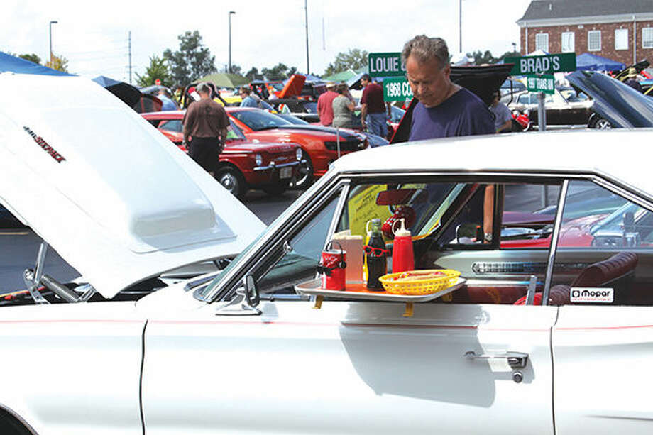 Previous D.A.R.E. Car Shows have offered plenty of unique entries.