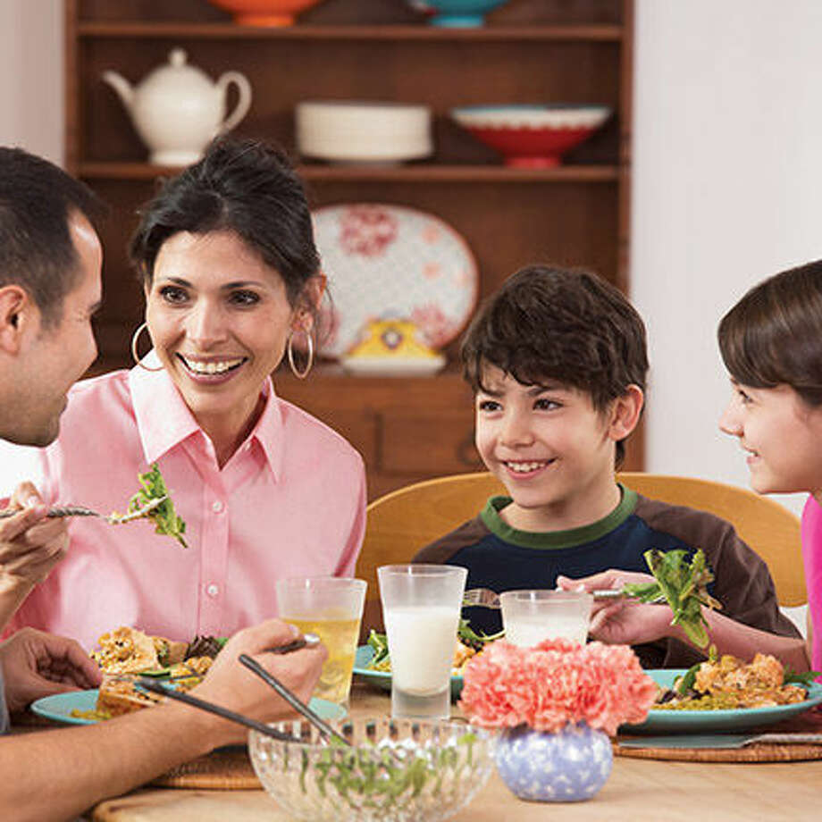 Make Time for Family Meals